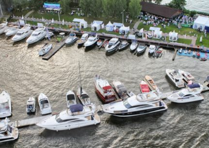 Ярмарка яхт и катеров 2014