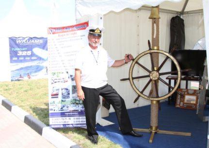 Ярмарка яхт и катеров 2012