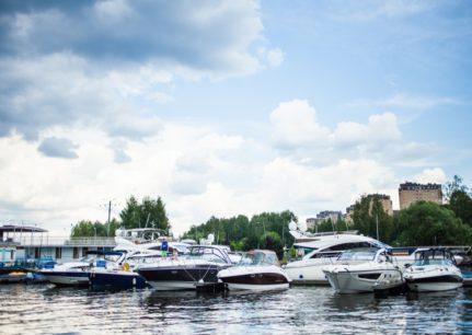 Ярмарка яхт и катеров 2016